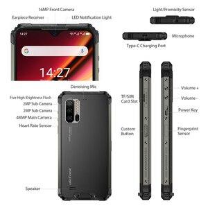 Image 4 - Ulefone Armor 7 – Téléphone portable robuste, smartphone version mondiale, Android 10, 2,4G/5 G, wifi, 8 Go + 128 Go, Helio P90 IP68, appareil photo 48 MP, 4G, LTE