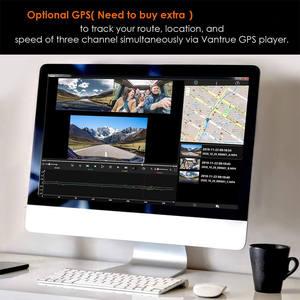 Image 5 - Vantrue N4 Dash Cam 4K videoregistratore per auto 3 in 1 Car DVR Dashcam telecamera posteriore con visione notturna a infrarossi GPS per camion
