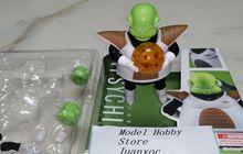 Demoniaca Fit Guldo action figur Modell Puppe Dragon Ball Z Freezer Soldat spezielle kräfte ginyu DBZ 1/12 figur