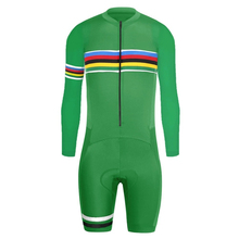 Pro Team Cycling Skinsuit Bicycle Triathlon Trisuit Ropa Ciclismo Maillot Jumpsuit Road Racing Sports Wear