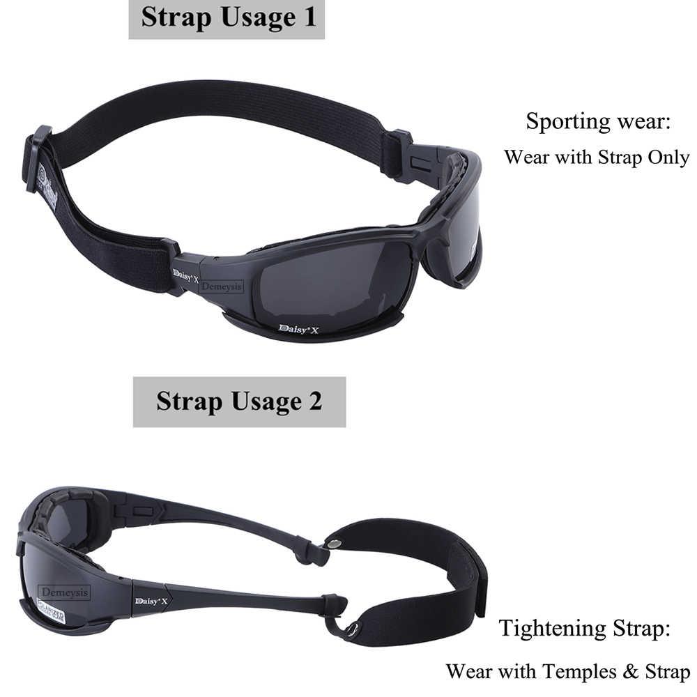 Army Goggles Sunglasses Men Military Sun Glasses 4 Lens Kit Men S War Game Tactical Glasses For Outdoor Sport Hiking Shooting Kit Kits Kit Lenskit Military Aliexpress