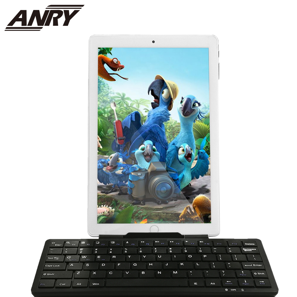 4G LTE 10 Inches Tablet Phone 8 Core Tablet Octa-Core Android 7.0 1280x800 IPS Memory 4GB ROM 64GB 4G Double SIM Card Telephone