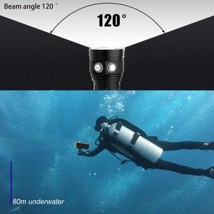 Image 4 - Профессиональсветильник вспышка для дайвинга с 15 светодиодными лампами для подводной съемки