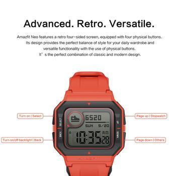 Смарт-часы Amazfit Neo 5