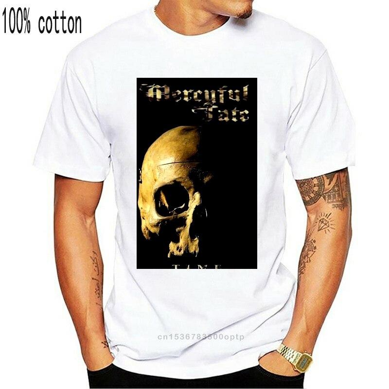 MERCYFUL FATE- Time-датский тяжелый металлический ремешок-футболка размеров от S до 6XL