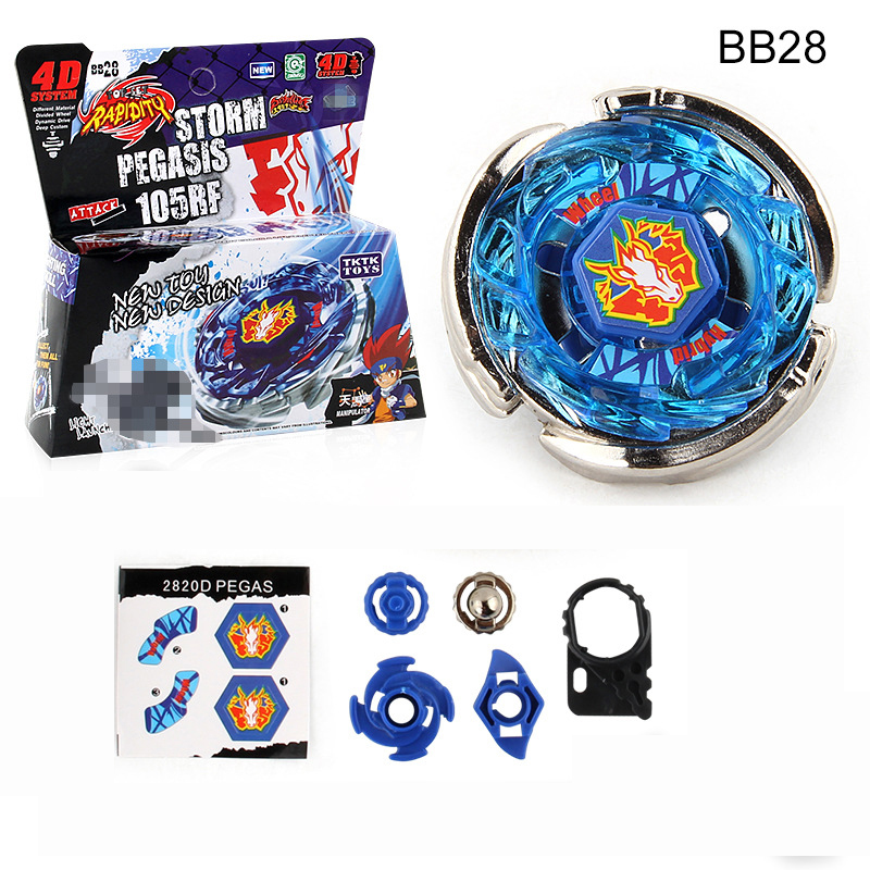 Spinning Top Pegasus Constellation Beyblade Arena Metal Fusion Avec Lanceur Gyroscope Spin Toy Battle Gyro Toupies