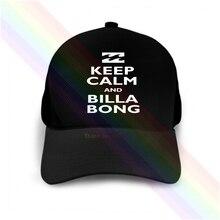Halten Sie Ruhe Und Billa Bong 2020 Neueste Schwarz Beliebte Baseball Kappe Hüte Unisex