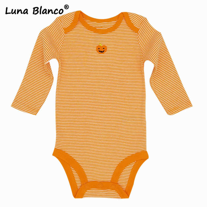2019 Fall Winter Baby Girl Bodysuits 100% cotton Animal One-Pieces o-neck bodysuits Printed Dots baby girl clothes bebe bodysuit