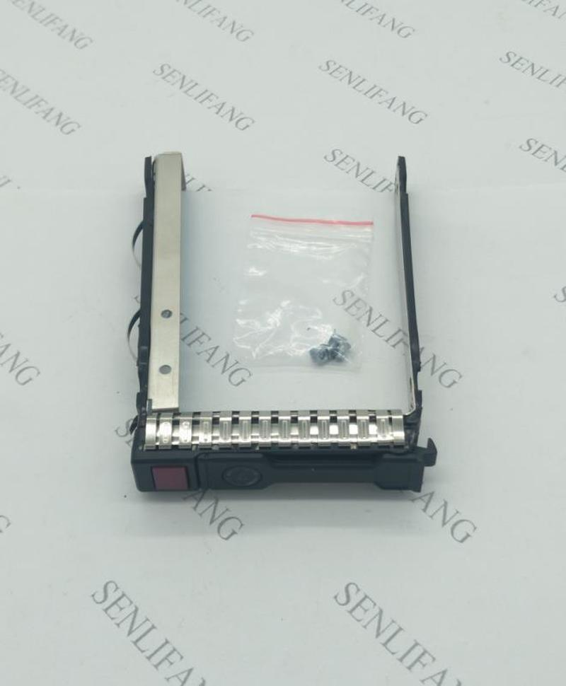 "NEW 651687-001 2.5"" Hot-Swap SAS SATA Hard Disk Drive Caddy For GEN 9 /Gen8 Server , New Retail, With Screws"