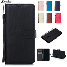 Mi Note 10 Leather Case for Xiaomi Redmi Note 9S 8A 8T 7A 8 Pro Solid Color Flip Wallet Coque Card Slots Stand Phone Funda Capa shining diamond flip case for asus zenfone 3 ze520kl ze552kl fundas stand capa wallet cover card slots coque luxury for ze552kl