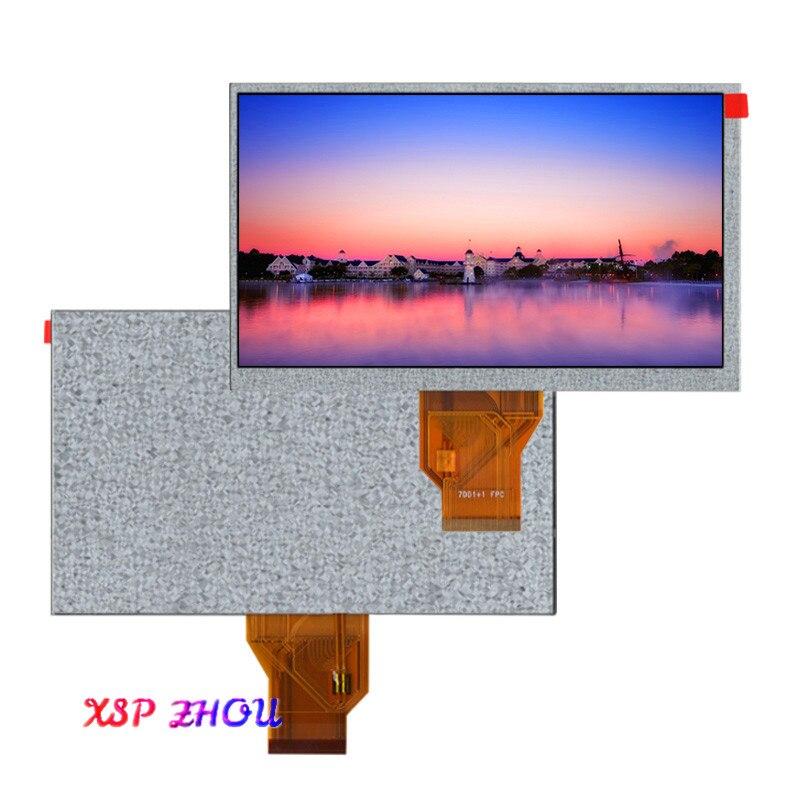 Free Shipping Original AT070TN90 V.1 AT070TN90 V.X 20000938-00 20000938-30 7 Inch LCD Touch Screen