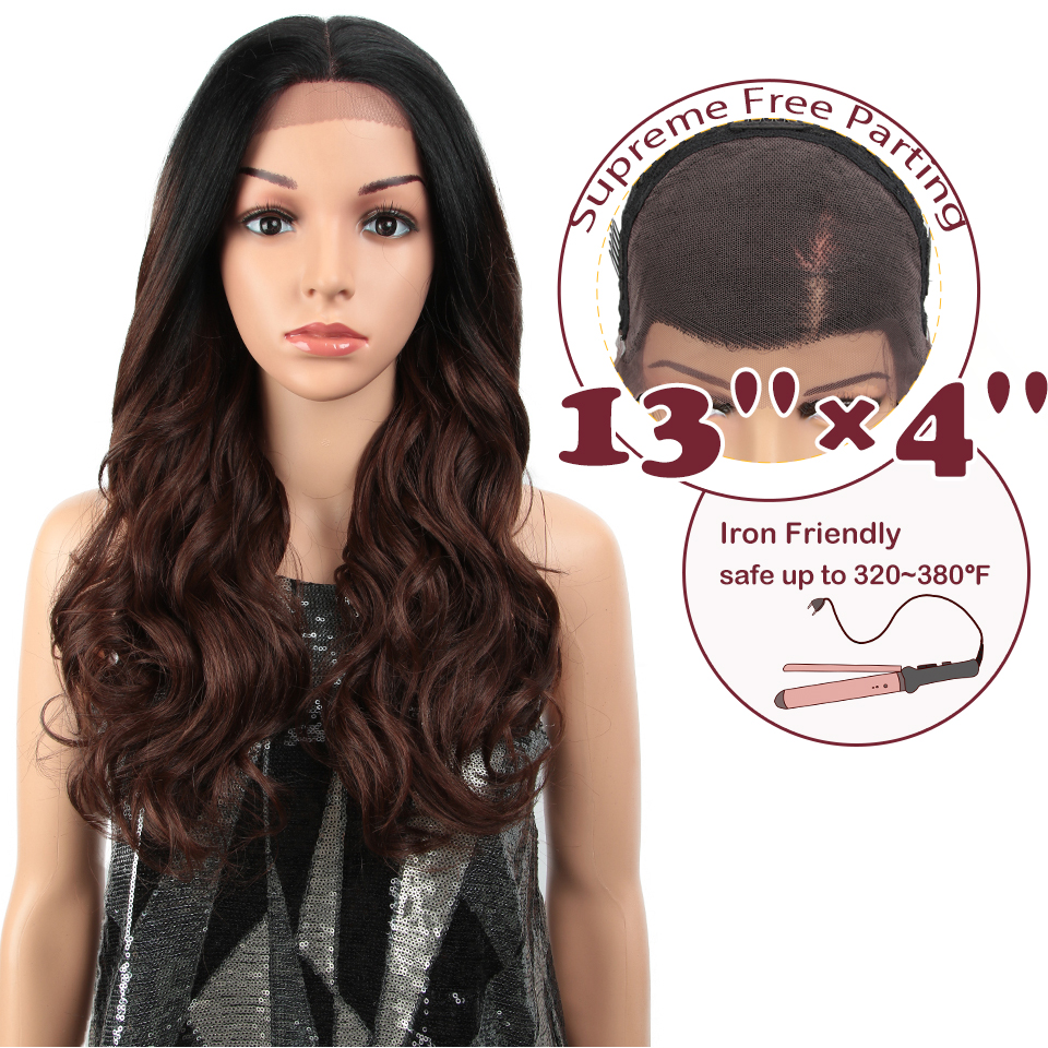 MAGIC Hair Synthetic 13X4