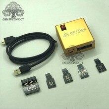 MRT مفتاح دونغل AE أداة صندوق AETOOL EMMC مبرمج ل ممن لهم R15 R15X A5 A7 K1 ISP أداة