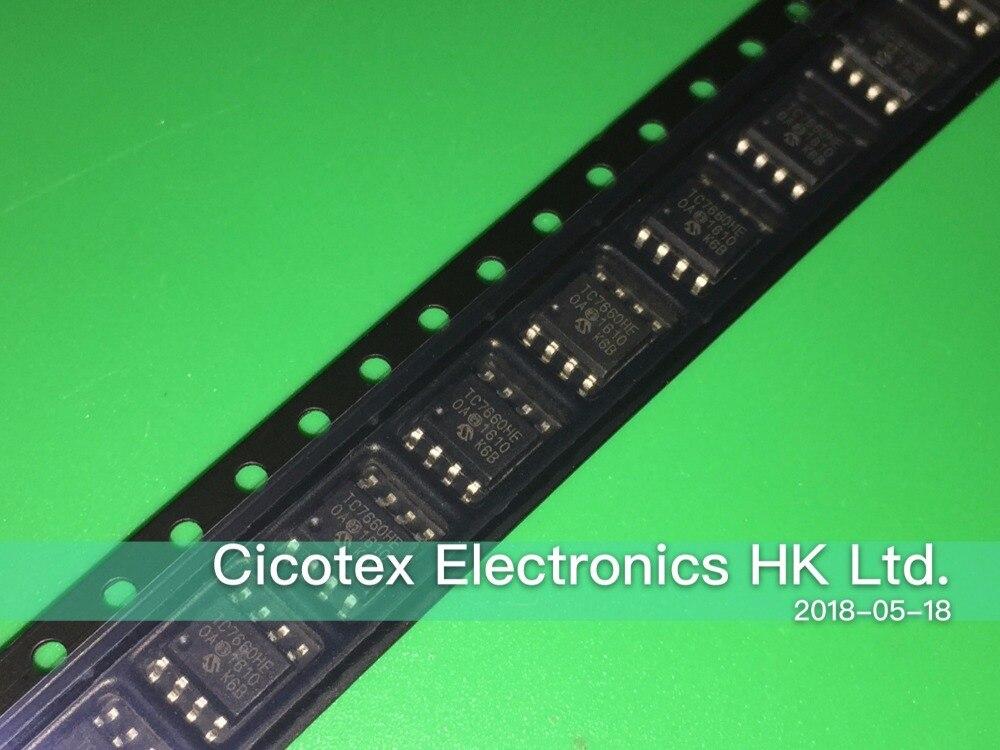 5pcs/lot TC7660HEOA SOP-8 IC REG SWTCHD CAP INV 20MA 8SOIC TC7660HE0A 7660 TC7660H EOA TC7660HEOA713 TC7660HE OA TC7660H