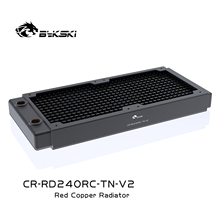 Bykski CR-RD240RC-Tn-V2 240mm High Performance Copper Radiator Heat Exchanger