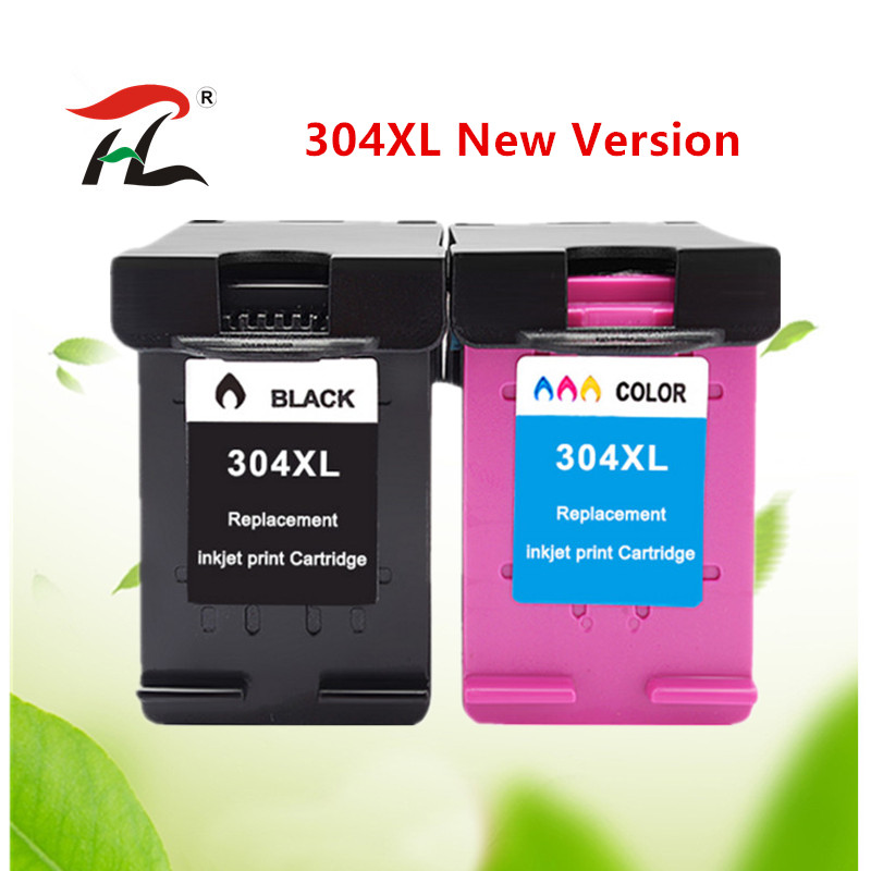 Ink Cartridge 304XL new version for hp304 <font><b>hp</b></font> <font><b>304</b></font> <font><b>xl</b></font> deskjet envy 2620 2630 2632 5030 5020 5032 3720 3730 5010 printer image