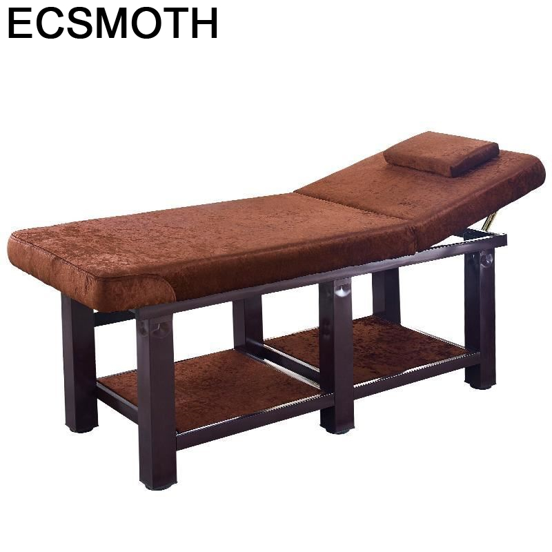 Envio Gratis Pedicure Cama Lettino Massaggio Foldable Massagetafel Tattoo Table Camilla Masaje Plegable Salon Chair Massage Bed