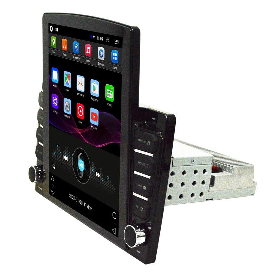 Neue Auto styling Android 8,1 RAM 2GB + 32GB 1 Din Auto Radio multimedia Video player GPS Navigation wifi