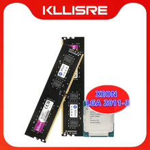 Processor 2640 2620 V3 Kllisre Ddr4 2678 V3 2666-Memory 8GB 2pcs with E5 for X99 CPU