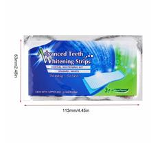 1/3 PAIR Teeth Whitening Strips Stain Removal White Gel Oral Hygiene Care Remove Tooth Tartar White Strips