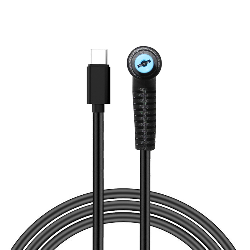 Cable Length About 1.5m USB-C//Type-C to 4.8 x 1.7mm Laptop Power Charging Cable
