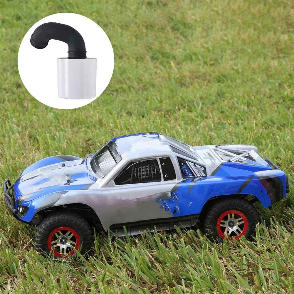 Сплав воздушный фильтр для 1/8 радиоуправляемая модель хобби Запчасти для машины багги Грузовик Hop-Up запчасти HSP осевой HPI Traxxas Himoto Redcat Losi