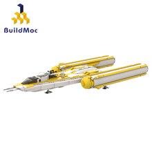 Construcción del caza ala-y X Wing de Star Wars Para Niños, 05040, bloques de construcción MOC, juegos, piezas, modelo clásico, regalos