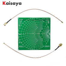RF Demo Kit For NanoVNA VNA RF Test board Vector Network Test Filter  Attenuator I4 002