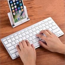 78Keys Mobile Phone Wireless Keyboard Bluetooth Mini Keyboard Tablet Keyboard For iPhone Samsang Andriod IOS Windows