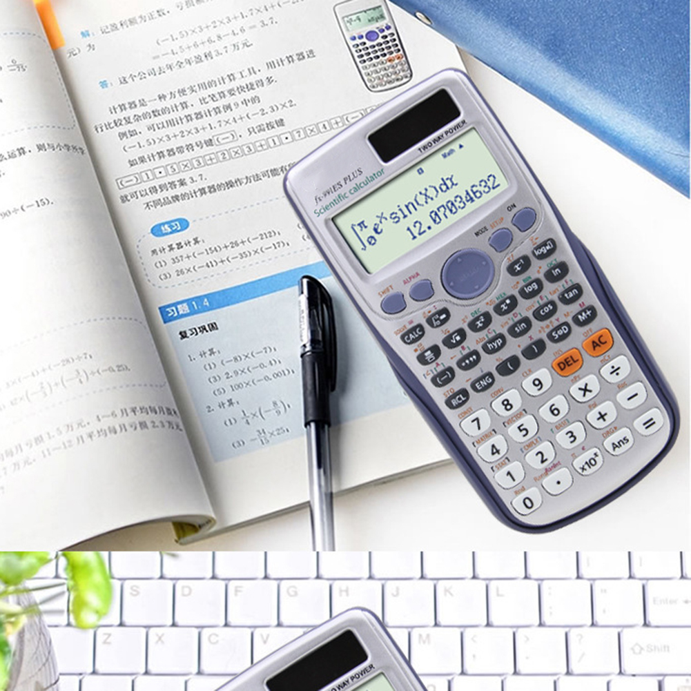Student Function Scientific Calculator Matrix Complex Solve Equations Calculator Calculadora School Student Exam Calculadora