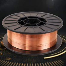 Solid core co₂ проволока для сварки рулон провода пайки углекислого