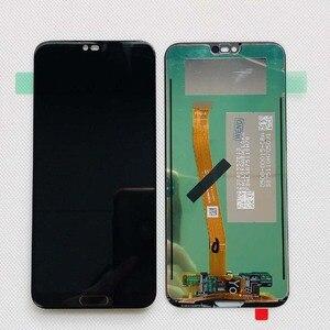 Image 2 - Pantalla LCD completa para Huawei Honor 10 COL L29, montaje de digitalizador con piezas de pantalla táctil, bkl l04 LCD Original, 100% probado, 5,84