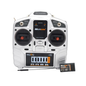 Image 4 - MicroZone MC6C 2.4G 6CH controller transmitter receiver radio system for RC airplane drone multirotor helicopter car boat