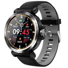 SENBONO S18 Sport IP68 Waterproof Smart Watch Full Touch Screen Men Clock Heart