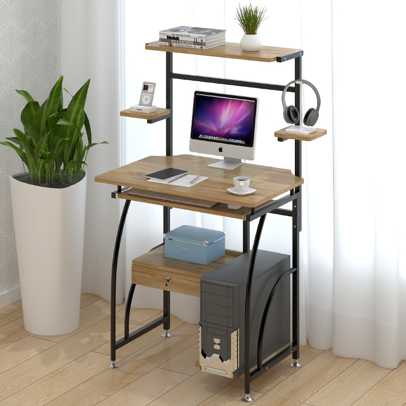 Modern Minimalist Desktop Computer Desk Household Combination Office Table-Style Computer Table Support On Behalf Of Batch