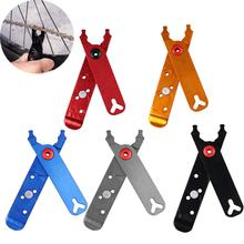 Bicycle Tyre Tire Lever MTB Bike Multifunctional Repair Tools Bicycle Accessories Cycling Master Link Chain Pliers bicycle master link plier valve tool tire lever missing link box pack pliers 4 in 1 multi function tools cnc aluminum alloy s24
