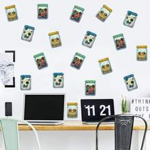 Halloween Wall Sticker Removable Home Decoration Accessories Party Decorative Decals