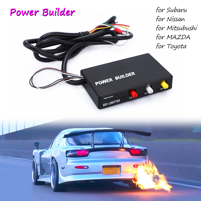 power builder racing exhaust flame thrower kit launch control electronic ignition fire controller for subaru for toyota electronic ignition aliexpress aliexpress