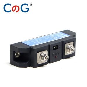 Image 4 - CG 60A 80A 100A Công Nghiệp Cao Cấp Tự Động Dòng công nghiệp DC AC Rắn Tiếp Rắn Rơ Le
