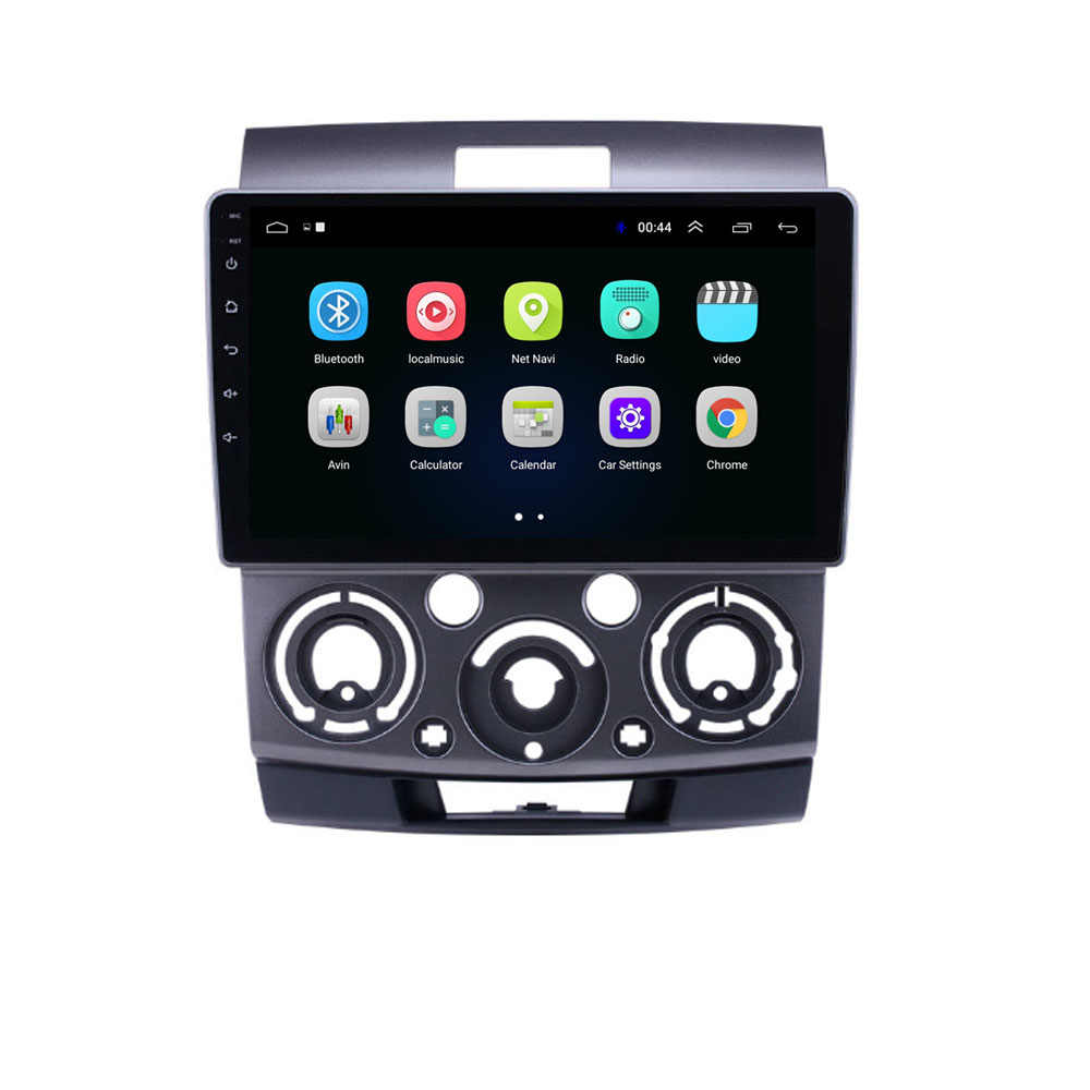 4G LTE Android 8.1 dla Ford Everest/Ranger dla mazdy bt 50 2006-2010 multimedialne stereo samochodowe nawigacja z odtwarzaczem dvd radio gps