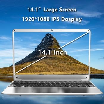 """Laptop ultralight KUU KBook, 14.1"""" FHD (1.920x1.080), Intel Celeron N3450, 6GB RAM, 128GB/256GB SSD HD Graphics 500 Window10 2"""