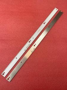Image 2 - Nouveau 2 pièces LED bande de rétro éclairage pour Samsung UE49KU6670U UE49KU6500 UE49MU6500 BN96 39674A 39673A 39671A 39672A BN96 39880A 39882A