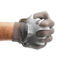 Knife Chain Mail Protective-Glove Mesh Cut-Resistant Butcher Working-Safety Stainless-Steel