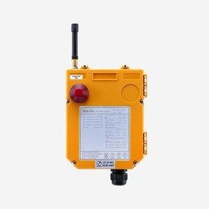 Image 4 - Grúa Industrial F24 6S de Control remoto inalámbrico F24 6D para grúa de elevación 1 transmisor 1 receptor