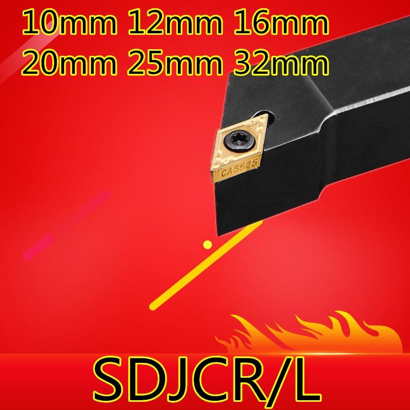 SDJCR1010H07 SDJCR1212H07 SDJCR1212H11 SDJCR1616H07 SDJCR1616H11 SDJCR2020K11 SDJCR2525M11 SDJCR3232P11 SDJCL Lathe Tools