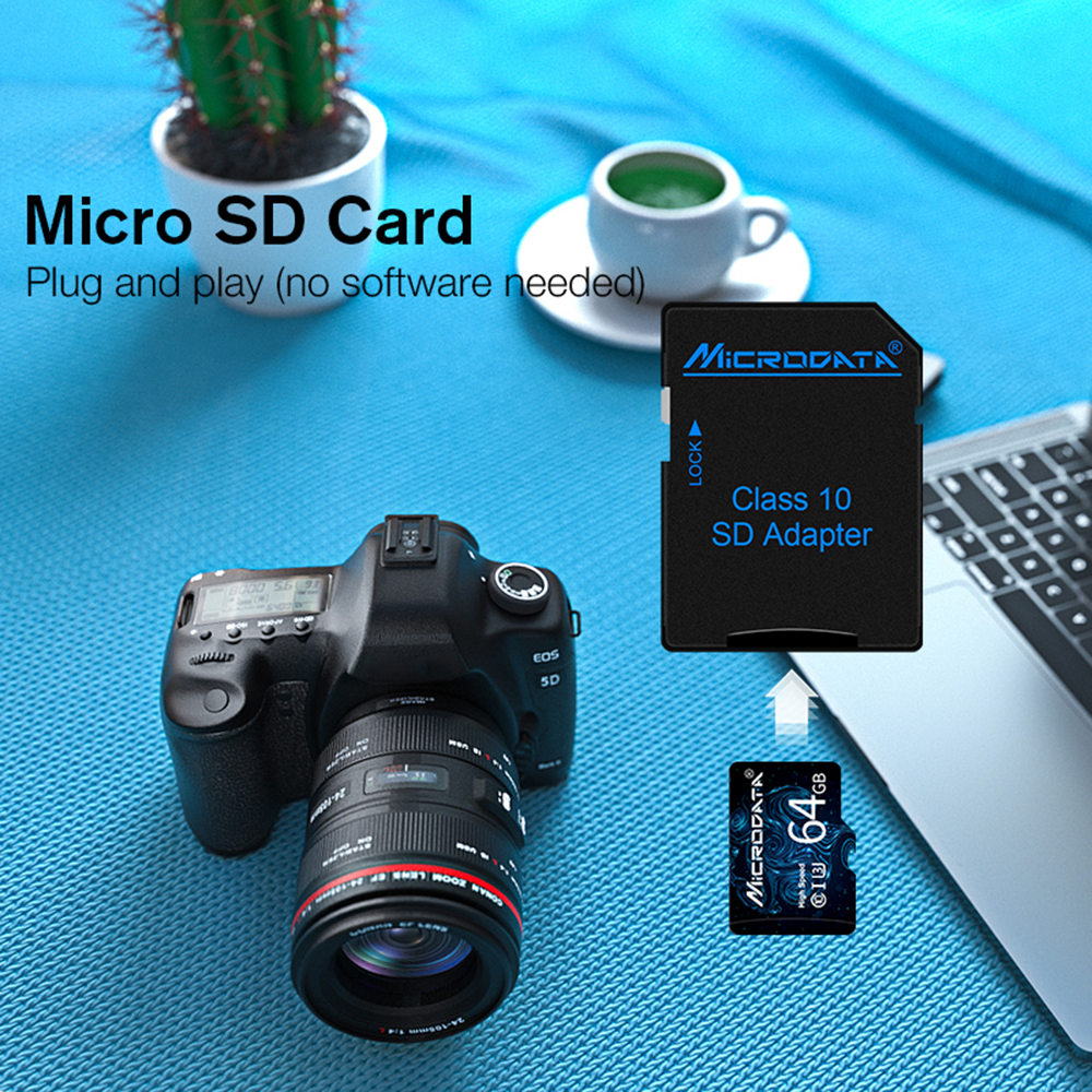 Class 10 Micro sd card 128GB 64GB 32GB 16GB 8GB TF card Memory Card cartao de memoria 32GB Microsd flash usb mini pen drive card
