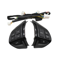 Bluetooth Phone Cruise Control steering wheel switch Auto Spare Parts steering wheel buttons for Mitsubishi Outlander 2007-2012