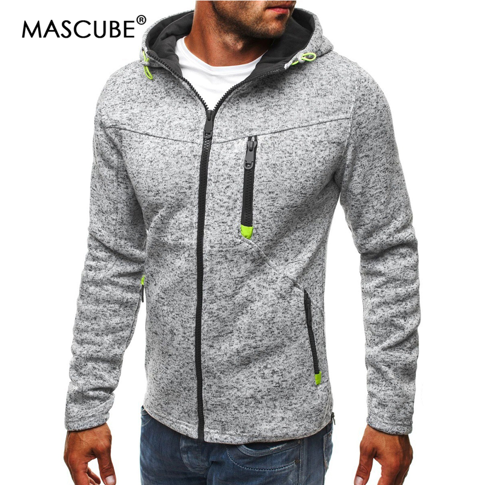 2020 Men Autumn Winter Fashion Top Long Sleeve Hooded Sweatershirt Casual Tracksuit Male Sweatshirts For Men Sweat Homme
