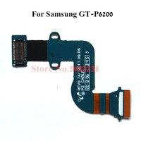 اللوحة الرئيسية اللوحة الرئيسية موصل سامسونج GT-P6200 p6200 LCD اللوحة الرئيسية اتصال الشريط استبدال أجزاء