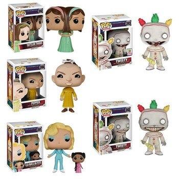 FUNKO POP American Horror Story: Freak Show Clown 243# Bette and Dot Pepper Elsa Vinyl Action Figure Toys Models for Kids Gifts 1